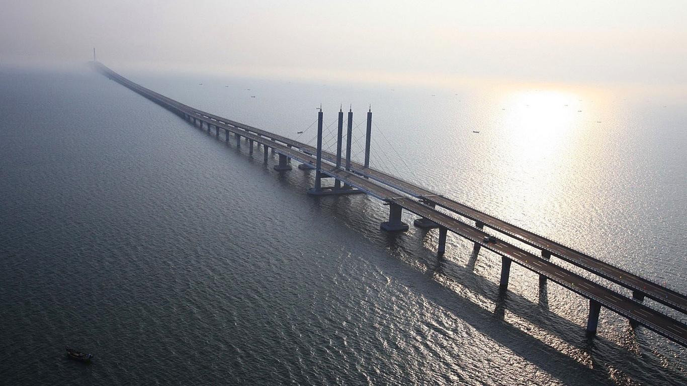 Мост Ханчжоу Бэй